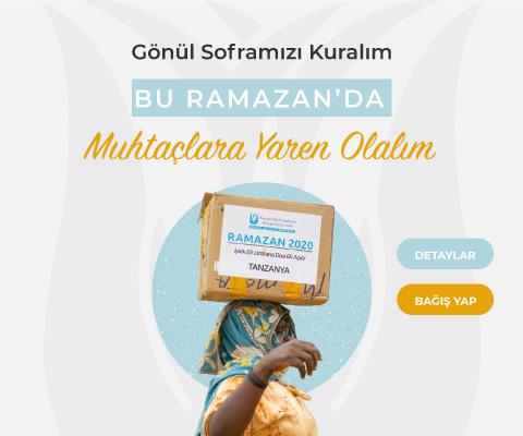 ramazan yardımı - avrupa yardım vakfı
