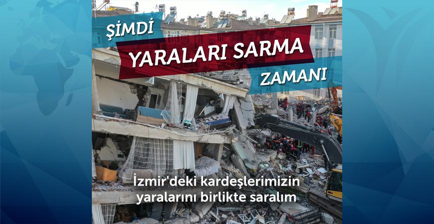İzmir Acil Yardım Kampanyası