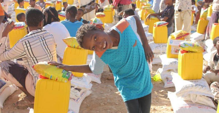 Yemen için acil yardım