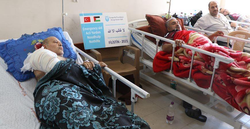 Gazze yardımları