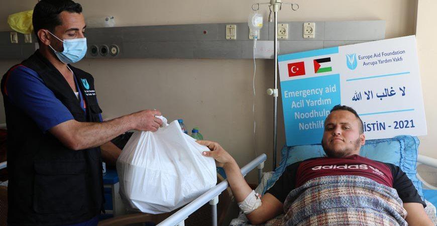 Filistin yardımları