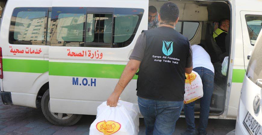 Gazze'ye bağışlar