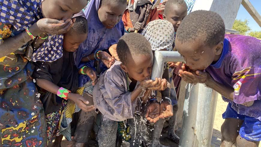 Afrika'da neden temiz su yok