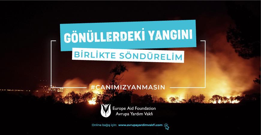 Türkiye İçin Acil Yardım Kampanyası