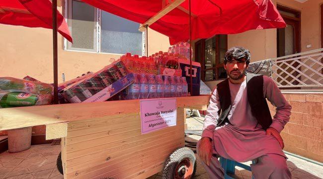 afganistan kardeş aile projesi - 2021