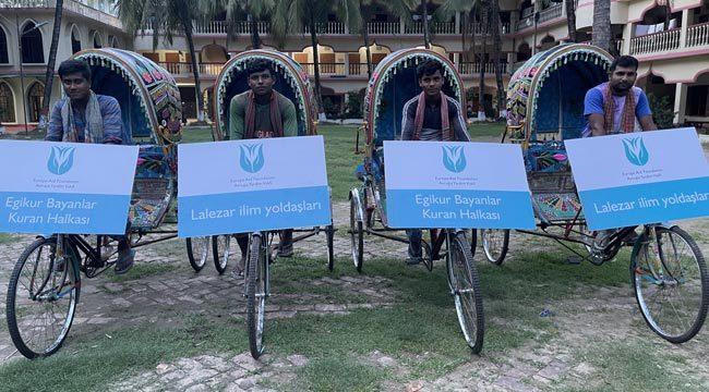kardeş aile projesi - bangladeş 2021