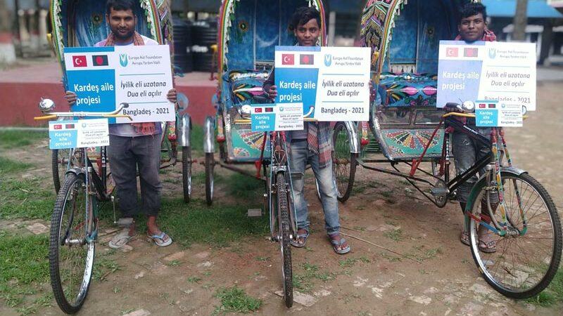 kardeş aile projesi - bangladeş