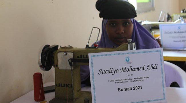 kardeş aile projesi - somali 2021