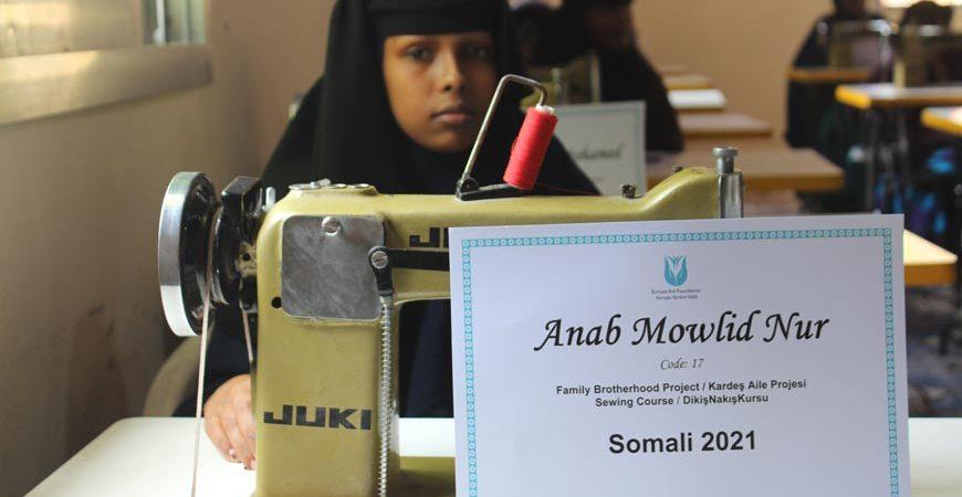 kardeş aile projesi - somali